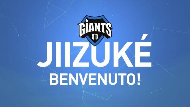 Giants Only The Brave hace oficial la llegada de Jiizuké