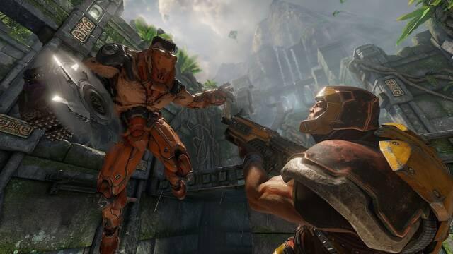 Ya puedes registrarte en la beta cerrada de Quake Champions