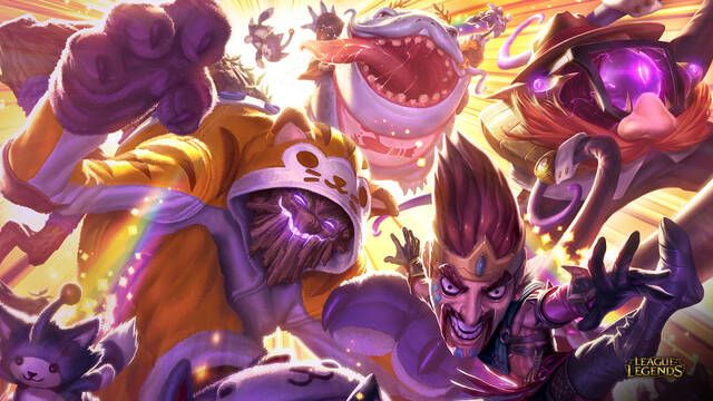 Estas serán las skins de League of Legends para el April Fools' Day, el Día de los Inocentes para los ingleses