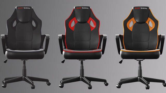 Mars Gaming presenta MGC0, su nueva silla para gamers