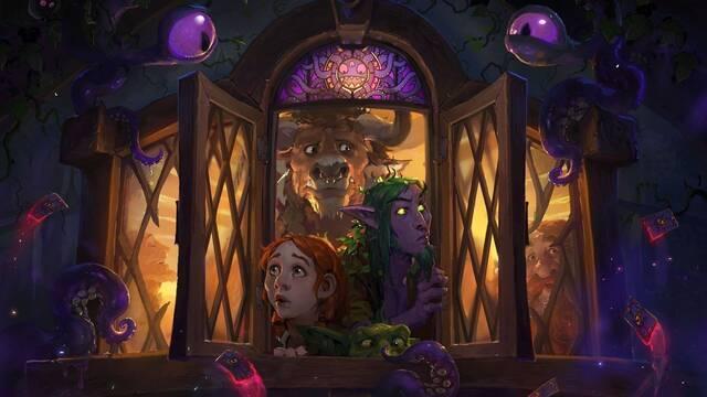 La expansión para Hearthstone, 'Susurros de los Dioses Antiguos', llegará el 27 de abril