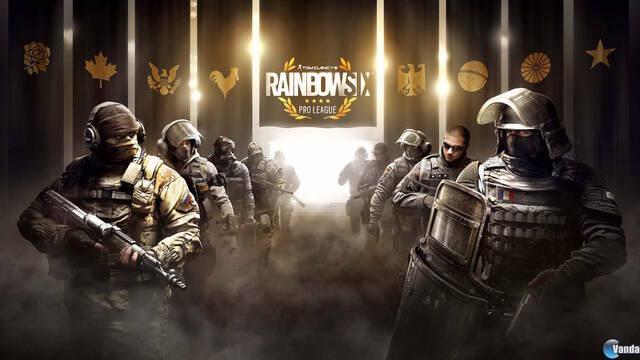 Rainbow Six Siege anuncia las finales de la Pro League y ofrece un nuevo vídeo