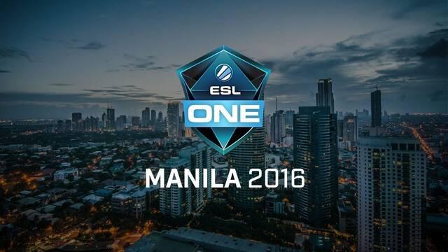 ESL One Manila 2016: Días 1 y 2