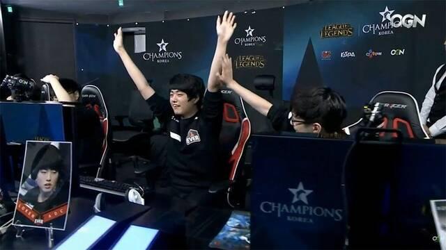 ESC Ever gana la promoción a SBENU Sonicboom y jugará la LCK