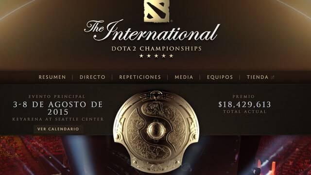 Valve anuncia y da fecha para el The Internacional 2016 de Dota 2