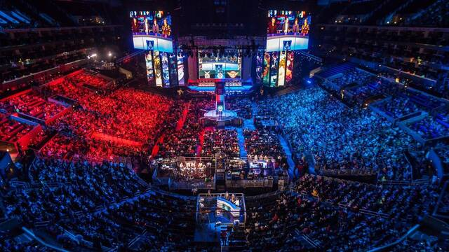 League of Legends generará más apuestas online que la Champions League