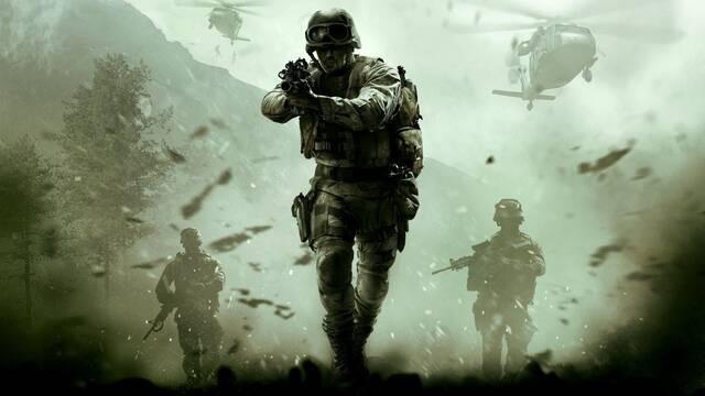 La pelea de la vergüenza tras finalizar una competición de Call of Duty 4 Modern Warfare