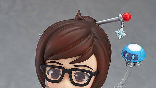 Descubre la nueva figura Nendoroid de Mei que ha enamorado a medio internet