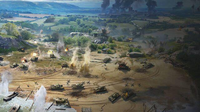 World of Tanks estrena Línea del Frente, su modo que enfrentará a 60 jugadores