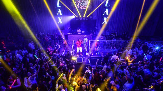 Esports Arena reformará la discoteca del The Luxor Hotel Las Vegas para convertirla en un estadio de esports de 30000m²
