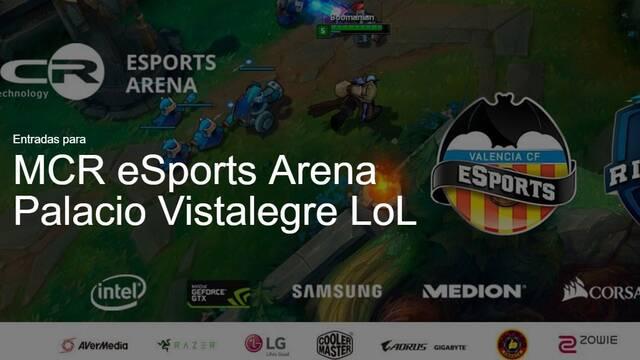 El Valencia CF eSports y Movistar Riders se verán las caras en el MCR Esports Arena de la ESL