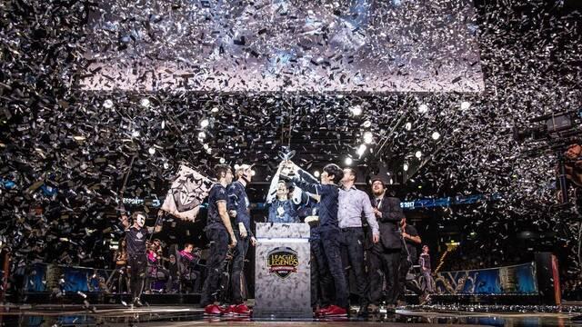 G2 Esports gana su tercera LCS consecutiva