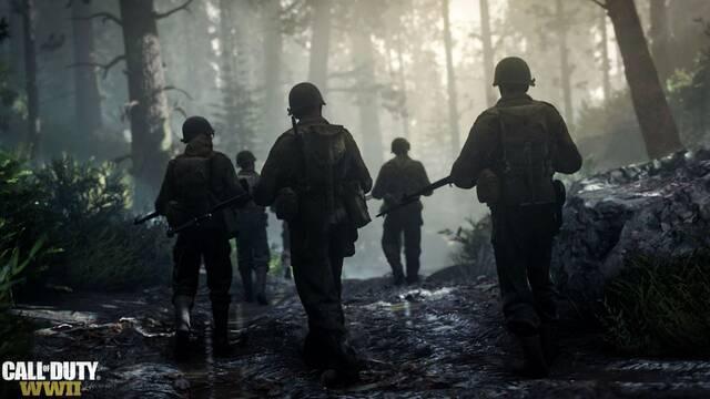 Call of Duty: WWII – Primeros detalles del multijugador con el Modo Guerra y las Divisiones