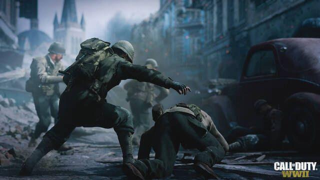 Call of Duty: WWII – Todas las armas que hemos visto hasta ahora