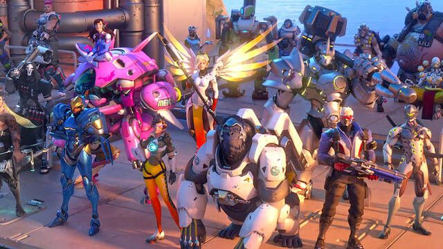 Overwatch gana el premio BAFTA 2017 al mejor multijugador
