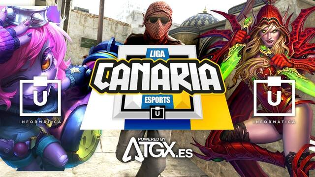 Así será la primera Liga Canaria de Esports