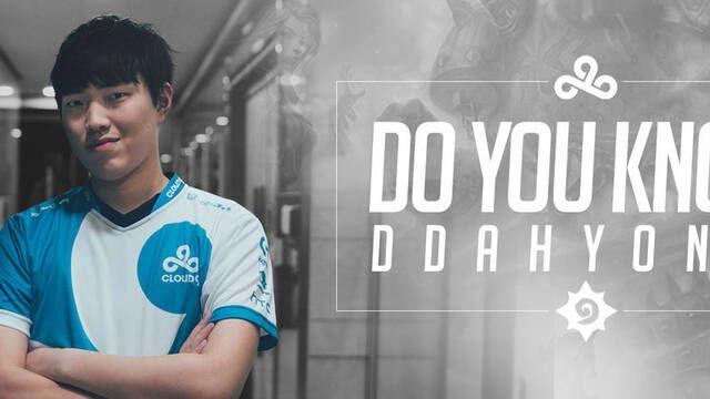 Cloud9 ficha al coreano DDaHyoNi para su equipo de Hearthstone