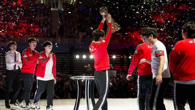 SKTelecom T1 consigue el triplete de ensueño en League of Legends