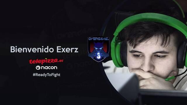 overGame Telepizza ficha a Exerz para su equipo de CS:GO