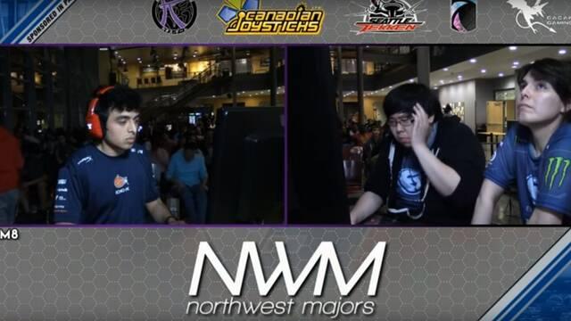 Así fue la victoria de Justin Wong en el Northwest Majors de Street Fighter V