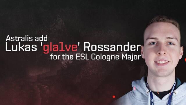 Gla1ve jugará para Astralis en la ESL One Colonia 2016