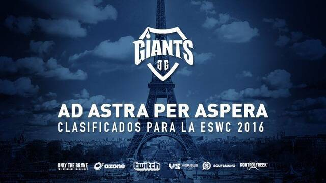 Giants peleará por llevarse la ESWC de Call of Duty