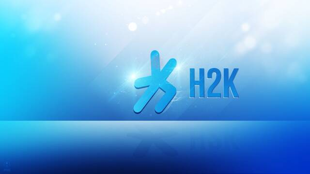 H2k Gaming presenta su nuevo logo