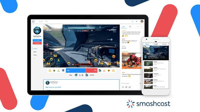 Hitbox y Azubu se unen para lanzar Smashcast, la nueva plataforma de streaming para esports