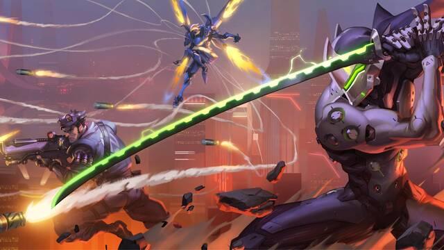 Descubre la jugada aérea más espectacular de la historia de Overwatch
