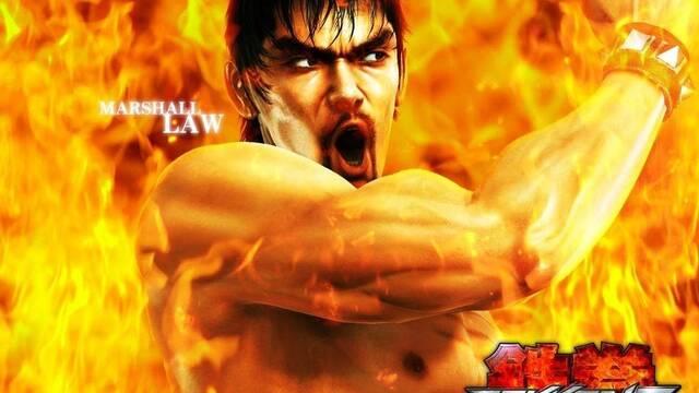 Law, uno de los luchadores más populares de Tekken, tendrá una figura de 499 dólares para coleccionistas