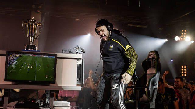 Vitality Rockyy se convierte en el mejor jugador del mundo de FIFA 17