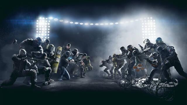 Penta Sports es el campeón de las finales de la Pro League de Rainbow Six Siege