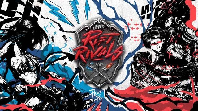 Riot presenta Los Rivales de la Grieta, su nuevo torneo de League of Legends internacional