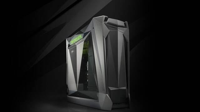 NVIDIA presenta GeForce GTX Battlebox, sus nuevos ordenadores para gamers