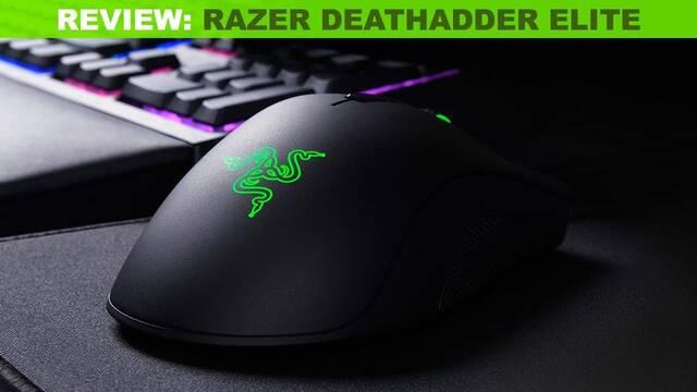 Review: Razer Deathadder Elite