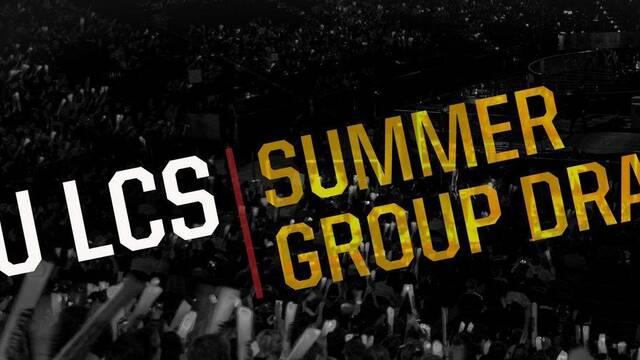 Estos serán los grupos del Summer Split de la LCS EU