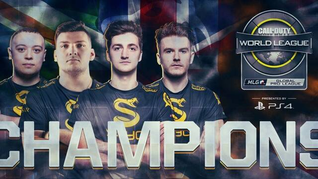 Splyce hace historia ganando el CWL Global Pro League Stage One