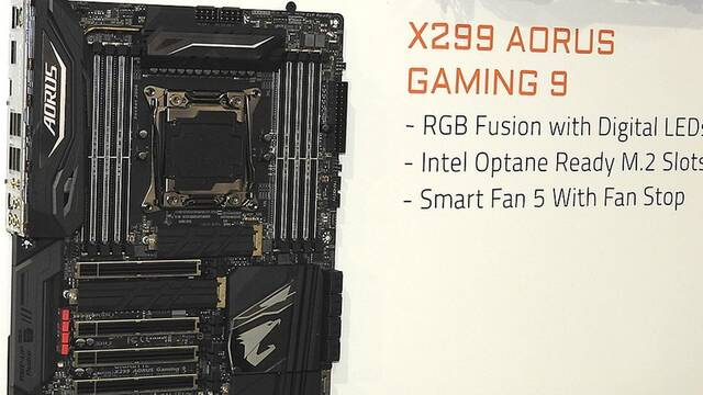 ASRock X299 la nueva gama de placas base gaming para Skylake y Kaby Lake X