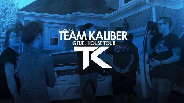 Así es la espectacular gaming house de Team Kaliber