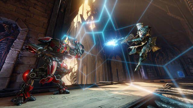 Quake Champions tendrá una beta abierta entre el 12 y el 21 de mayo