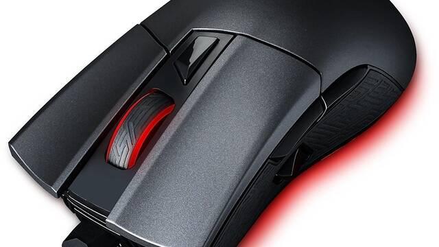 ASUS ROG presenta Gladius II, su nueva apuesta de ratón optimizado para FPS