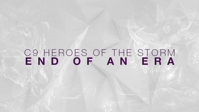 Cloud9 cierra su equipo de Heroes of the Storm