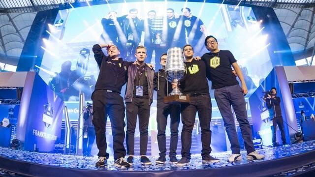 OG gana la ESL One Frankfurt de DOTA 2