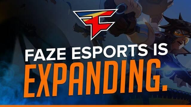 FaZe Clan anuncia su equipo de Overwatch