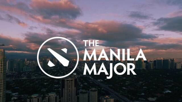 Sorpresas en la fase de grupos de The Manila Major