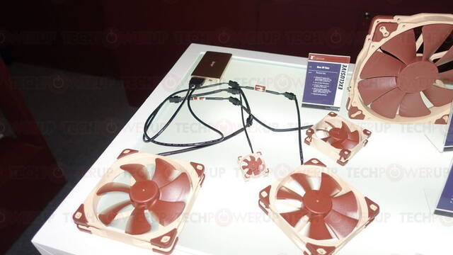 Nuevos ventiladores A-Series de Noctua, diseñados para reducir la vibración