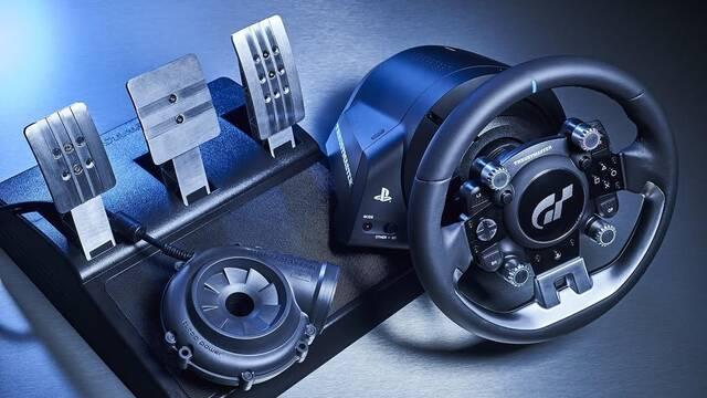 E3 2017: Thrustmaster presenta su volante T-GT junto a Gran Turismo Sport