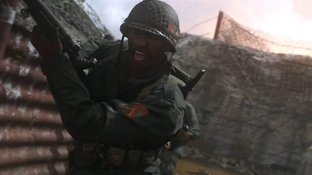 Call of Duty: WWII, fecha de su beta en PS4 y primer tráiler de su multijugador