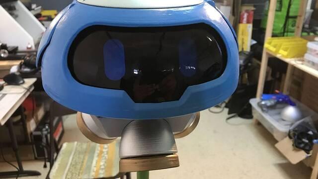 Crean una réplica funcional del robot meteorológico de Mei