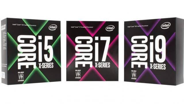 La próxima semana ya podrás reservar los nuevos Intel Core Serie X